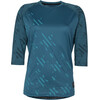Zimtstern Kelzie Bike Jersey Women 3/4 Ink Blue